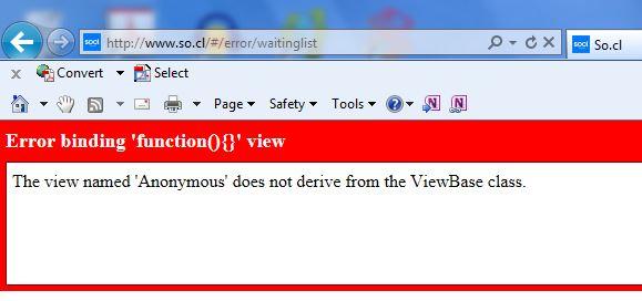 Microsoft so.cl error
