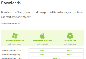 node-update